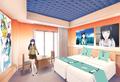 体験型ホテル「EJアニメホテル」、TVアニメ「魔法科高校の優等生」コラボルームが決定! 本日より客室予約開始!!