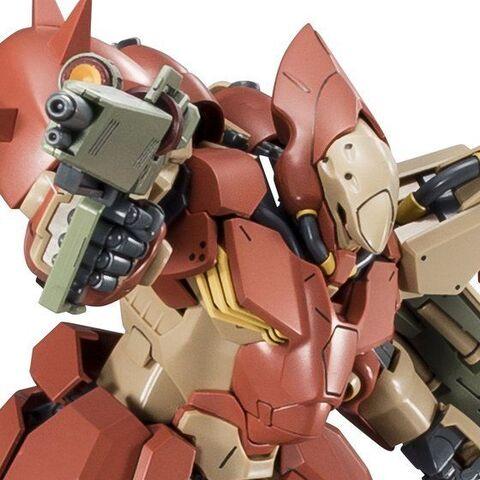 「機動戦士ガンダム 閃光のハサウェイ」より、反地球連邦政府組織マフティーの主力MSメッサーF02型がHGシリーズに登場!