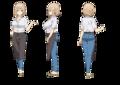 TVアニメ「ジャヒー様はくじけない!」キャラ設定画が公開! ジャヒー様(CV:大空直美)に店長(CV:茅野愛衣)など4キャラ