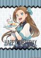 本日6月24日はカタリナの誕生日!「乙女ゲームの破滅フラグしかない悪役令嬢に転生してしまった…X」、誕生日記念イラスト公開!