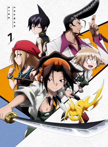 TVアニメ「SHAMAN KING」Blu-ray BOXシリーズが全4巻で発売決定!