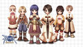 MMORPG「ラグナロクオリジン」本日サービス開始! ゲーム内で各種リリース記念イベントを開催!