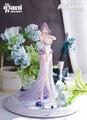 美少女×メカ育成シミュレーションRPG「機動戦隊アイアンサーガ」から、花嫁姿のテレサが1/7スケールフィギュアで登場!
