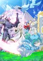 TVアニメ「賢者の弟子を名乗る賢者」キービジュアル第2弾公開! 2021年放送開始