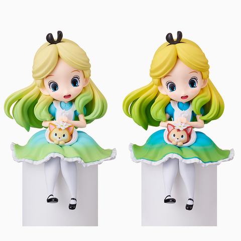 【プレゼント】「Disney Characters Sprinkles Sugar ~Other color ver.~ プレミアムフィギュア-Alice-」がセガプライズに登場!