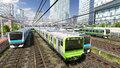 「電車でGO!! はしろう山手線」アップデートで全国ランキング機能が追加!