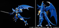 CLAMP原作の90年代人気アニメ「魔法騎士レイアース」より、伝説の3魔神が時を超えて「MODEROID」で初のプラキット化!