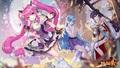 """【本日配信】異世界転生する美少女武将は""""放置戦闘""""で強くなる!「少女廻戦 時空恋姫の万華境界へ」リリース開始!"""