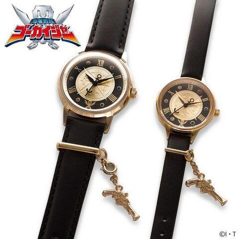 「海賊戦隊ゴーカイジャー」、10周年を記念した腕時計が登場!