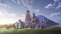 アニメ「ゆるキャン△」が林野庁とコラボ! 「日本美しの森 お薦め国有林 いちおしの森&キャンプBOOK」を無料配布!