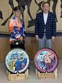 「ガンダムマンホール」プロジェクト始動! 第1弾、ガンダム&シャア専用ズゴックマンホールが8月1日、小田原市に登場!!