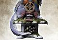 「モンスターハンターライズ」のオトモガルクが、世界観あふれる大型フィギュアになって発売決定!