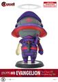 「ヱヴァンゲリヲン新劇場版」から「Cutie1 エヴァンゲリオン 初号機 覚醒Ver.」ショップ限定版が登場! 頭の光輪、胸のコア、光の左腕など見所満載!!