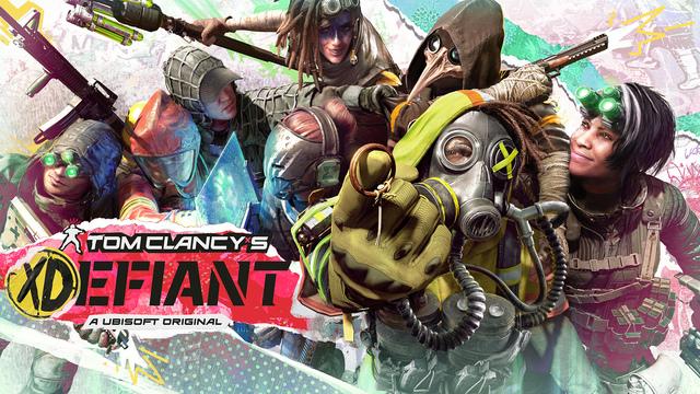 ユービーアイソフト、基本プレイ無料のPvPゲーム「エックスディファイアント」を発表! トレーラーも公開!