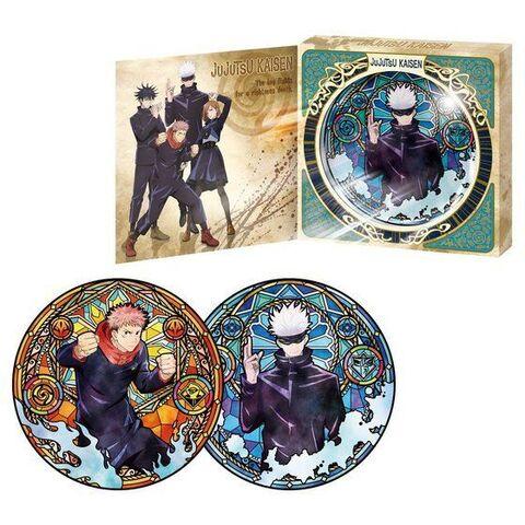 新しいカタチのビジュアルコレクションシリーズ「ディスクART」に「呪術廻戦」が登場!
