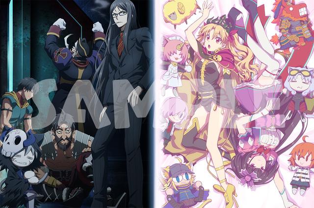 OVA「Fate/Grand Carnival」2nd Seasonデジジャケットイラスト公開!