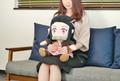 禰豆子に癒されたい! TVアニメ「鬼滅の刃」より、「竈門 禰豆子」がPCクッションとなって登場!