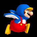 スマホ用「マリオカート ツアー」で「ひんやりツアー」が開幕! ペンギンマリオも登場!