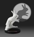 「影絵」に「彫刻」!? 今回は個性あふれる動物のカプセルトイをご紹介!【ワッキー貝山の最新ガチャ探訪 第54回】
