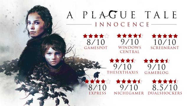14世紀のパンデミックを無料で体験!今だからこそ遊びたい、8月13日0時まで無料配信中の「A Plague Tale: Innocence」プレイレポ