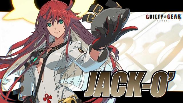 ハチャメチャイケイケ新キャラ!「GUILTY GEAR -STRIVE-」に「ジャック・オー」が参戦!