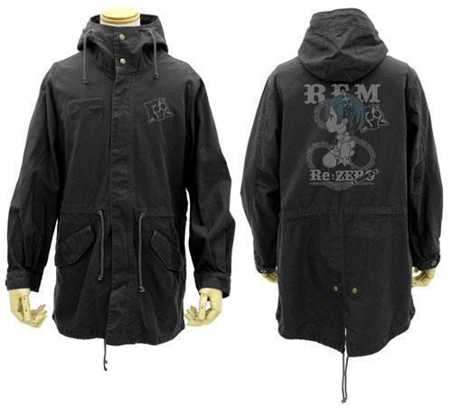 「Re:ゼロから始める異世界生活」から、レムがM-51ジャケットに! 8月19日まで予約受付中!!
