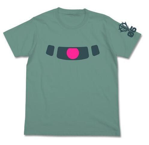 このモノアイ、光るぞ!?「機動戦士ガンダム」全4種のモノアイ蓄光Tシャツが再販決定! 8月26日まで予約受付中!!