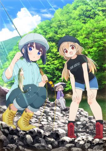 TVアニメ「スローループ」PVやキャラクター、キャスト、横須賀市コラボなどを発表!