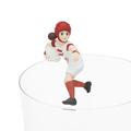 「スポーツ」と「おせんべい」! 夏を盛り上げたスポーツの祭典と、日本ならではのお菓子がカプセルトイに登場!【ワッキー貝山の最新ガチャ探訪 第55回】
