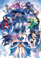 「Fate/Grand Order Arcade」、源頼光ら9月に登場する「転身霊衣」を公開! 夏らしい「小悪魔たまご肌」も!