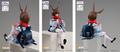 「アークナイツ」から、1周年記念スタンプラリーで実装された専用コーデ「見習い宅配人」姿のアーミヤがぬーどるストッパーに! 本日予約開始!!