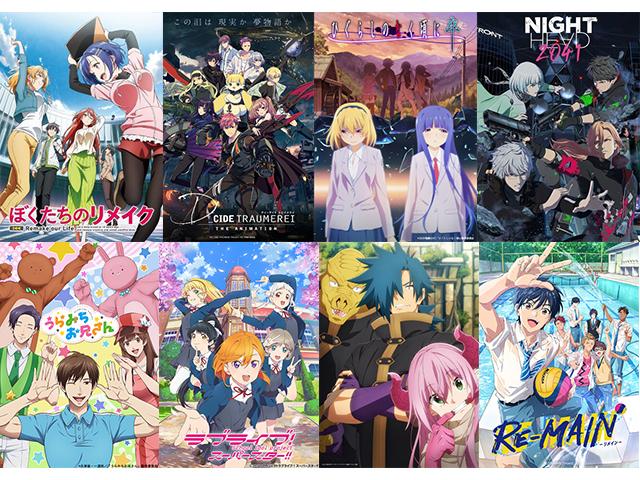 ネット世代のミュージシャンが大活躍! 公式投票企画「どの曲がお気に入り?2021夏アニメOPテーマ人気投票」結果発表!