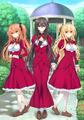 「乙女はお姉さまに恋してる~3つのきら星~」OVAが12月24日発売決定! TVアニメ化もされた人気ゲームシリーズ