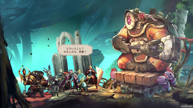 「FF」野島一成らが手がけるRPG「アストリア アセンディング」プレイ動画公開! ニンテンドーeショップの予約もスタート!