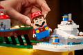 レゴ®より「スーパーマリオ 64」のコースを体験できる「ハテナブロック」が10月1日発売! ピーチ城にマリオのフィギュア、パワースター集めも!