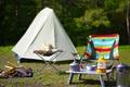 「ゆるキャン△」のキャンプを体験できる宿泊プランが登場! PICA富士西湖で本日予約開始、10月より販売!