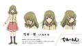 TVアニメ「であいもん」キャラ設定画公開! 公式サイトもオープン!