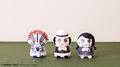 「鬼滅の刃」のぬいぐるみシリーズ第2弾!「無限列車編」のキャラが加わった「ちょっこりさん」などが10月28日発売!