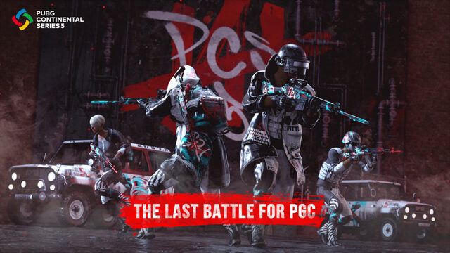 PC版 PUBG Esports「PUBG CONTINENTAL SERIES 5(PCS5)」開催と日本語配信など情報が到着!