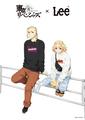 「東京リベンジャーズ」佐野万次郎と龍宮寺堅をイメージしたスウェットが登場! 購入特典は描きおろしポスター!