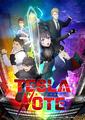 10月3日(日)放送開始「テスラノート」第1話場面カット&ショートアニメ公開! 原作は「TIGER&BUNNY」の西田征史!