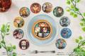 「鬼滅の刃」の和菓子&タルトが全国のローソンにて10月12日(火)発売! 煉獄杏寿郎が食べマス初登場!!