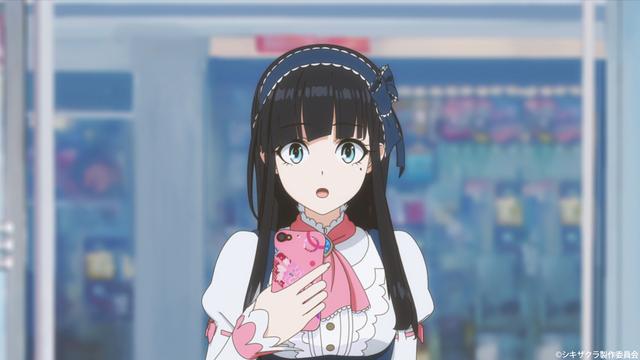 10月9日(土)放送開始「シキザクラ」第1話あらすじ&先行場面カット公開! 東海エリア発のオリジナルアニメ