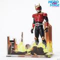 「HERO ON STAGE」に「仮面ライダークウガ」が登場! 心に刻まれる名シーン第二話「変身」をイメージ