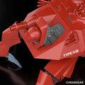 ファン待望の初プラキット化! 「機動警察パトレイバー」より、試作重攻撃型レイバー「HAL-X10」がMODEROIDに登場!!