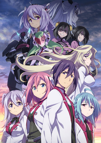 The Asterisk War/西沢幸奏