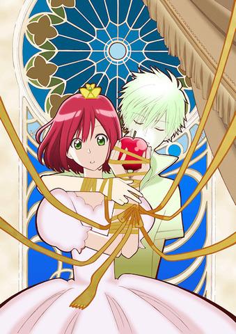 恋愛アニメ
