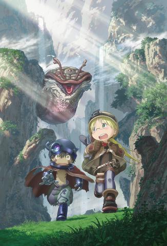冒険ファンタジーアニメ