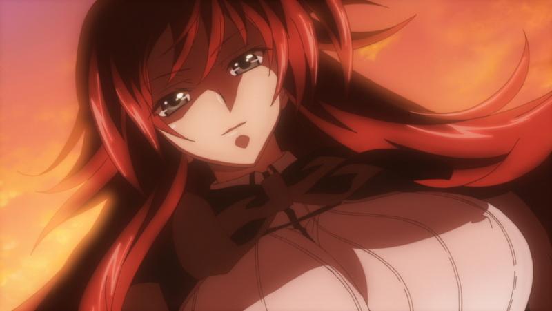 紅髪の滅殺姫(紅髪のルイン・プリンセス)