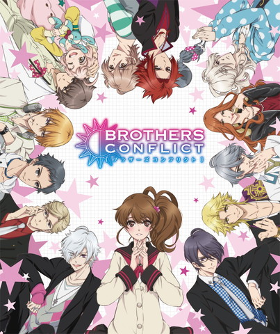BROTHERS CONFLICT(ブラザーズ コンフリクト) 朝日奈棗